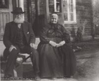 Ole H. Stuvstad og kona Jøran.